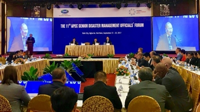 APEC forum highlights disaster management in sustainable growth