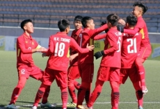 Vietnam cruise to fabulous start at AFC U16 qualifiers