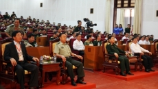 Fourth Vietnam-China border defence friendship exchange launched