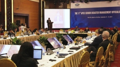 APEC gives recommendations on disaster management