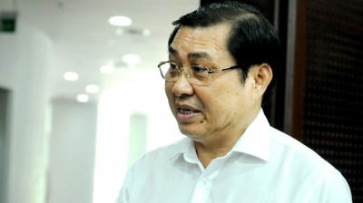 Da Nang chairman Huynh Duc Tho disciplined with a warning for serious violations