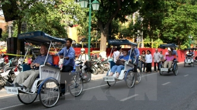 Hanoi hosts 321,000 foreign visitors in September