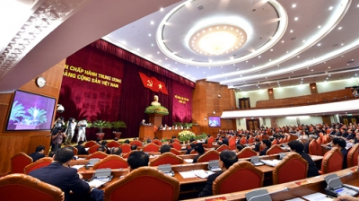 Party Central Committee opens sixth session