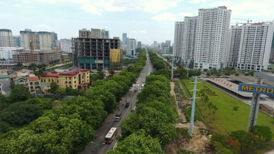 Construction of Hanoi's new viaduct to commence next month