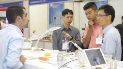 International Precision Engineering Exhibition opens in Hanoi