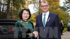 Finnish PM affirms wish to boost multi-dimensional ties with Vietnam