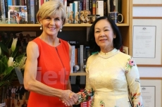 Vietnam hopes to elevate its comprehensive partnership with Australia