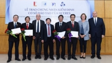 First four Vietnamese universities receive HCERES certificates