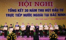 Over US$15.5 billion worth of FDI poured into Bac Ninh