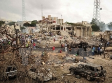 Condolences to Somalia on heavy losses in terror attack