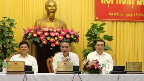 New Secretary of Da Nang Party Committee calls for construction of large projects