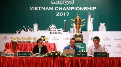 Nearly 300 golfers to compete in Chervo Vietnam Championship