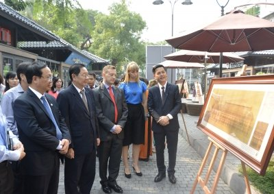 French architecture showcased in Hanoi