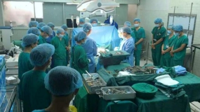 Cho Ray Hospital wins eight Vietnamese records on organ transplant