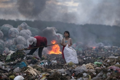 Vietnamese photographer wins international photo prize on environment