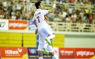 Vietnam to play Malaysia in AFF Futsal Championship semifinals