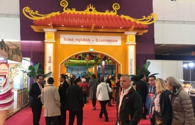 Vietnam is highlight of international tourism and gastronomy fair in France