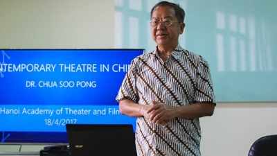 Singapore Director Chua Soo Pong: Many inspirations with Vietnam theatre