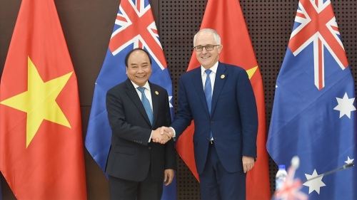 Vietnam-Australia joint press release