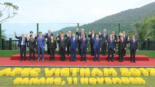 November 6-12:  APEC Economic Leaders issue Da Nang Statement