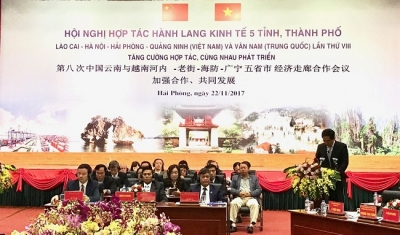 Conference boosts Vietnam-China economic corridor cooperation