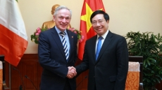 Vietnam, Ireland enhance multifaceted cooperation