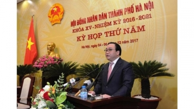 Hanoi, HCM City open People's Council meetings, discuss important socio-economic issues