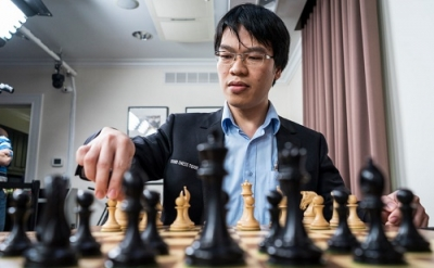 IMSA Elite Mind Games: Liem beats China's Wang Hao for rapid chess medal
