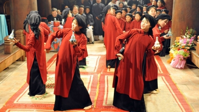 Vietnam's xoan singing recognised as intangible cultural heritage of humanity