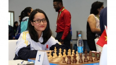 Grandmaster Phung 10th in London chess tournament