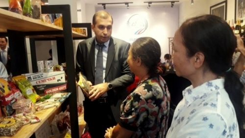 Russian products showcased in HCM City