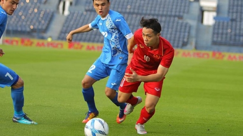 M-150 Cup: Vietnam miss final match after defeat to Uzbekistan