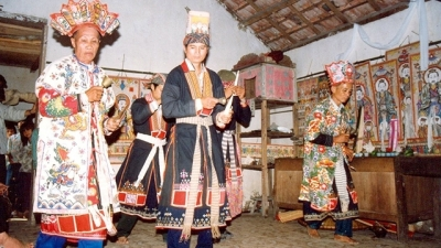 Unique rite of passage of Dao ethnic minority