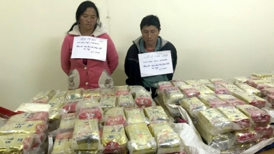 Biggest ever drug case in Vietnam uncovered