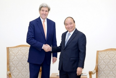 Prime Minister welcomes former US Secretary of State