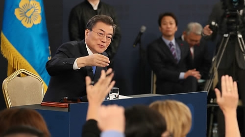 ROK president reaffirms resolve to denuclearise DPRK