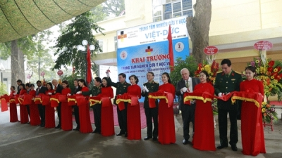 Vietnamese – German centre of medical research launched in Hanoi