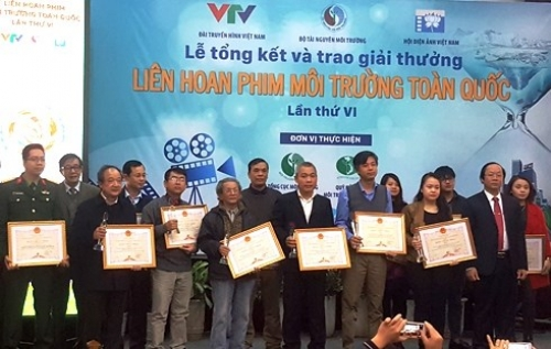 Winners of Environmental Film Festival honoured