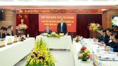 Vietnam Lawyers Association urged to improve its activities