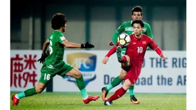 Vietnam edge out Iraq in penalty shootout to advance to semi-finals