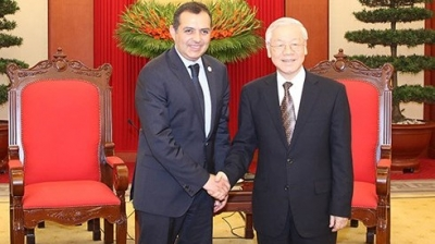 Party chief calls for enhanced Vietnam - Mexico relations