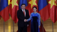 Vietnam treasures friendship and cooperation with Mongolia: top legislator
