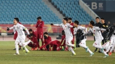 [PICTURES] Vietnam wins semifinal against Qatar