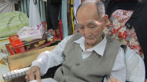Vietnamese veteran painter passed away