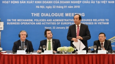 EU businesses updated with favourable policies from Vietnam