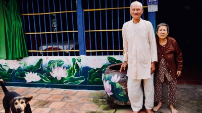Australia – Vietnam Mural Village inaugurated