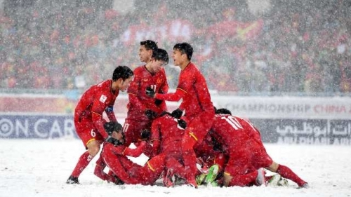 January 22-28: Vietnam come second at AFC U23 Championship
