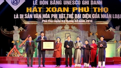 UNESCO recognition for Xoan singing is a source of national pride: Deputy PM