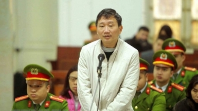 Trinh Xuan Thanh receives second life sentence for embezzlement