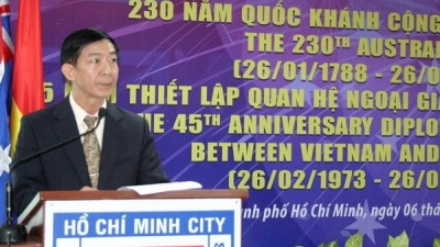 Vietnam-Australia diplomatic ties marked in Ho Chi Minh City